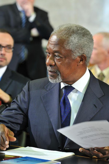July2: Kofi Annan opens Action Group for #Syria thanking States for coming but says We should never have reached this point   Syria from Egyptday1   Scoop.it