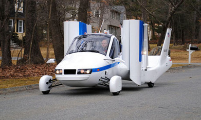 "Flying cars take to the skies (and streets) as companies unveil prototypes | L'impresa ""mobile"" 