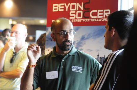 Beyond Sport - Beyond Soccer 2014 | Soccer and Social Change | Scoop.it