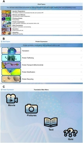 The Virtual Cell Animation Collection: Tools for Teaching Molecular and Cellular Biology | Educación y TIC | Scoop.it