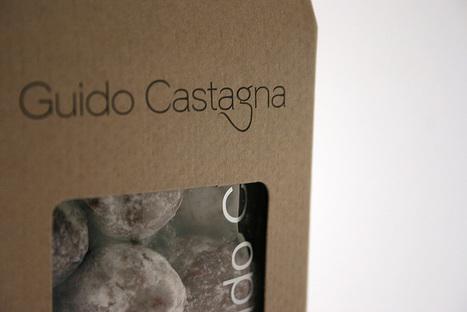 Guido Castagna Chocolate | Logo & Brand | Scoop.it