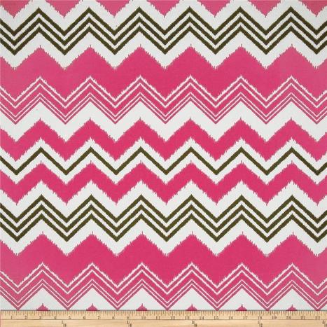 Premier Prints Indoor/Outdoor Zazzle Preppy Pink   one-piece dress   Scoop.it