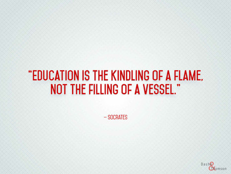 35 Inspiring Quotes About Learning | Educational Technology in Higher Education | Scoop.it