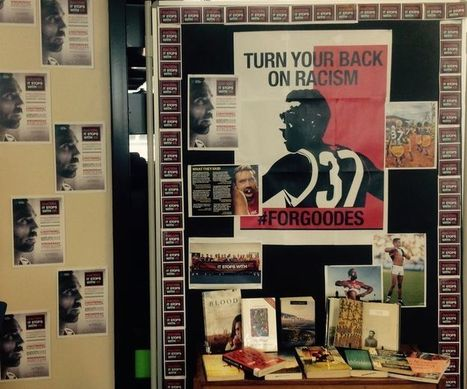 Give racism the boot - MHS hosts footy match with inner city schools | What is a teacher librarian? | Scoop.it