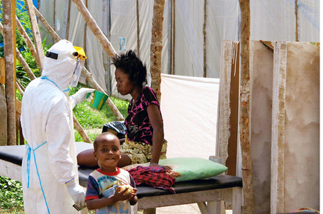Ebola spreads to fifth West African country | Southmoore AP Human Geography | Scoop.it