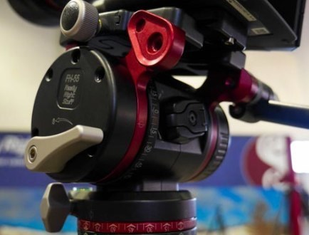 New Really Right Stuff FH-55 Fluid Video Head. NAB 2013 | Photography at large | Scoop.it