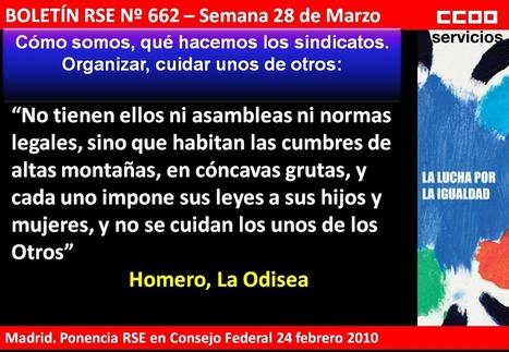 BOLETÍN Sostenibilidad - RSE Nº 662 Semana 28 de Marzo | MediosSociales | Scoop.it