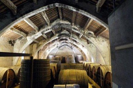 Une Cave Coopérative dans un Monument Historique | Le Vin et + encore | Scoop.it