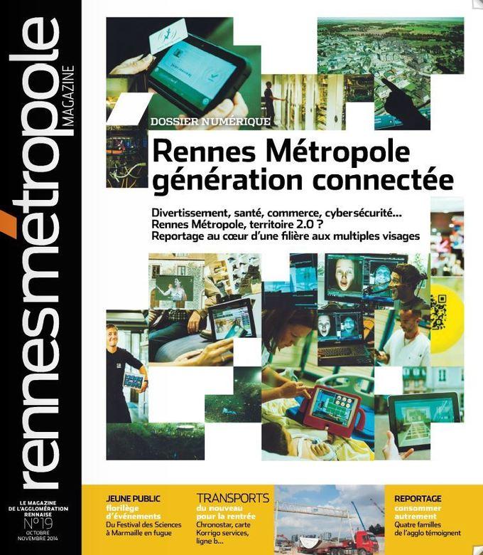 Rennes métropole - la santé à la pointe de la technologie