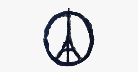 "Meet Jean Jullien, the artist behind the ""Peace for Paris"" symbol 