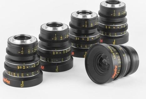 Veydra Mini Prime Micro 4/3 Mount 4K Cinema Lenses   Redicovering Film In 2014   Scoop.it