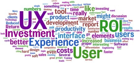 UX ROI: User Experience Return on Investment | UX Passion - UX design agency | Ergonomie web, IHM & UX | Scoop.it