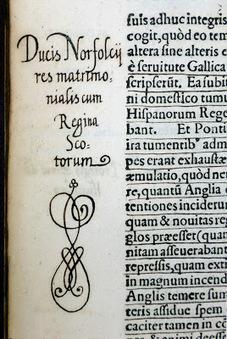 Chetham's Library: Tudor marginalia   e-Marginalia   Scoop.it