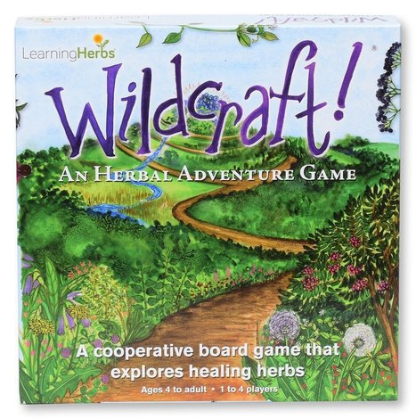 Teach Your Children Wild Edible and Medicinal Plants with this Creative Board Game | Permaculture - [creatively] re-design our communities, environment and our behavior | Scoop.it