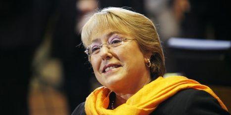 Chili : Bachelet propose la gratuité des études universitaires d'ici à six ans | L'enseignement dans tous ses états. | Scoop.it