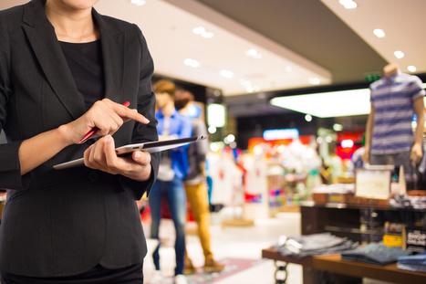 Grande distribution : à qui profitent les points de vente ultra-connectés ? | Digital et Expérience client omnicanal | Scoop.it