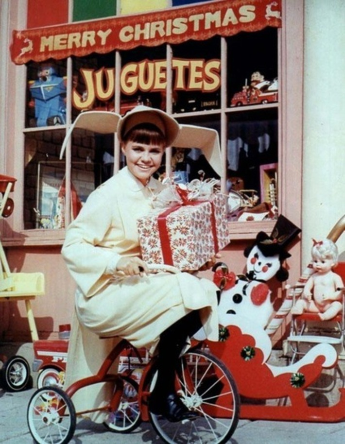 A Very Flying Nun Christmas | Kitsch | Scoop.it