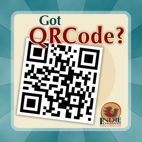 How the QRCode Saved My Sales Yesterday | IndieCreatives | QR Code - NFC Marketing | Scoop.it