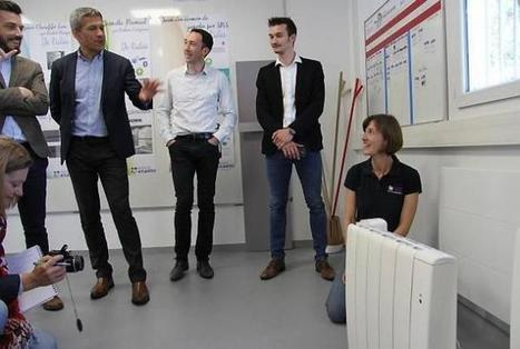 Chauffage. Avec son Fab lab, le groupe Atlantic dope l'innovation | NOVABUILD - La construction durable en Pays de la Loire | Scoop.it