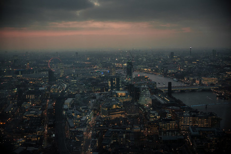 A View from the Shard with the X100T | Fujifilm X | Scoop.it