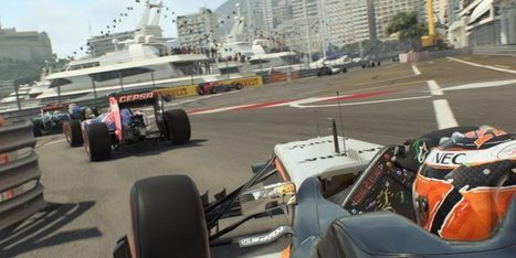 New F12016 Attract Trailer showcases new features | Video Games | Scoop.it
