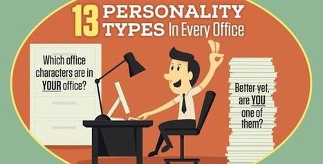 Les différents collègues de bureau | Life@work | Scoop.it