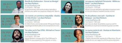 TV5 MONDE - Les Hauts Parleurs, l'information autrement | Remue-méninges FLE | Scoop.it