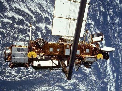 Satellite in caduta, potrebbe colpire l'Italia | ToxNetLab's Blog | Scoop.it