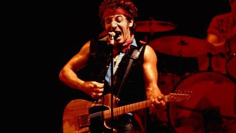 10 Amazing Songs Bruce Springsteen Cut From 'Born in the U.S.A.' - Rolling Stone | Bruce Springsteen | Scoop.it