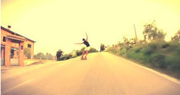 Skateboarding in Le Marche: a Video Story by Filippo Fiumani | Le Marche another Italy | Scoop.it