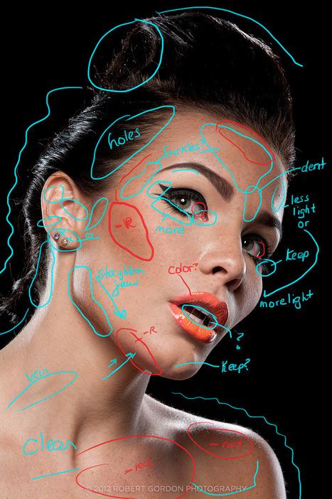 The Roadmap to Beauty Retouching   ISO102400   Scoop.it
