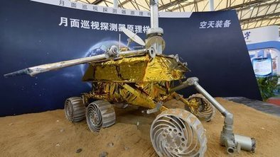 Why China is fixated on the Moon - BBC News | Danny Guthrie | Scoop.it