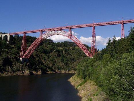 Construcción de puentes arco por voladizos sucesivos atirantados con torre provisional.   INGENIERIA CIVIL   Scoop.it