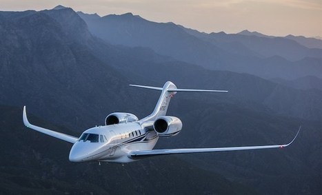 """Citation X+ certified 