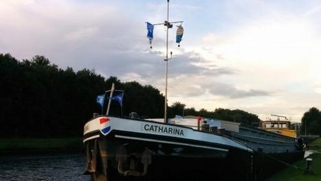 Binnenvaartsechtpaar uit Coevorden na 47,5 jaar met pensioen | RTV Drenthe | Diekstra Nieuws | Scoop.it