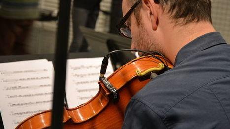 Adrien Mamou-Mani, chercheur en acoustique instrumentale | Numérique au CNRS | Scoop.it