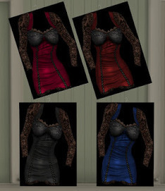 Fashion Monkey Boutique - $99L Dress | A Collection of Second Life Blogs | Scoop.it