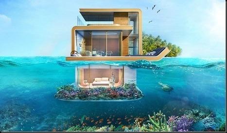 Amazing floating villas | The Jazz of Innovation | Scoop.it