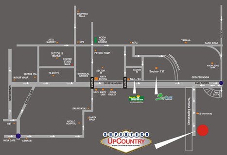Supertech Upcountry Sec 17A Yamuna Expressway Greater Noida Price List and Payment Plans | Supertech Renesa | Scoop.it