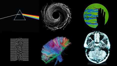 The Best Science-inspired Album Covers Of All Time | Creative Computation | Scoop.it