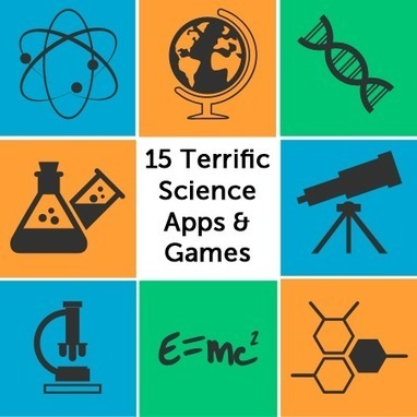 15 Terrific Science Apps and Games | iScience Teacher | Scoop.it