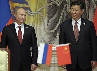 Gaz russe: Moscou signe un énorme contrat avec la Chine | Le Monopoly Mondial | Scoop.it