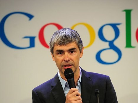 5 things Google Inc will conquer in the future (according to Larry Page) | Googlocracy | Scoop.it