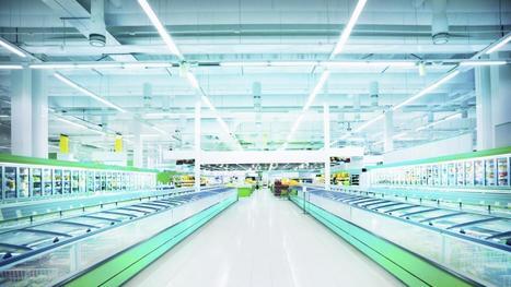 Philips toont slimme supermarktverlichting | Schiphol | Scoop.it