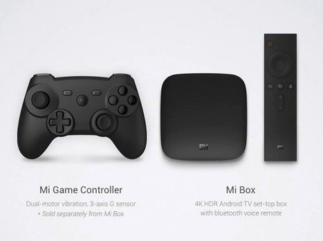 Xiaomi Mi Box Comes to the US with Android TV 6.0 Running on Amlogic S905X Processor | Embedded Systems News | Scoop.it