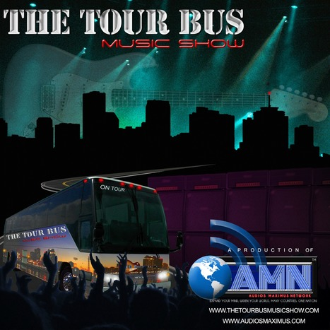 The Tour Bus Music Show – Episode# 33 – Interview and Music With Patrick Kennison Of National Recording & Touring Artists Heaven Below   Audios Maximus Network:Podcast - Videos   Scoop.it