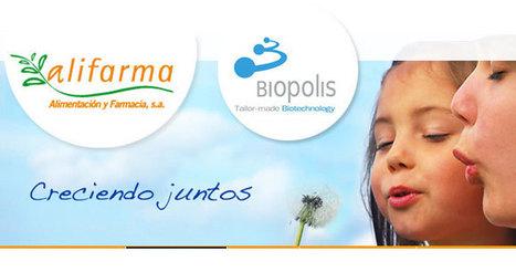 Alifarma distribuirá en exclusiva los probióticos de Biopolis | Sweet Press, S.L | Scoop.it