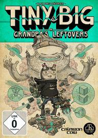 Hammer Down Video Game Reviews: Tiny and Big: Grandpa's Leftovers (Black Pants Game Studio, 2010)   Tiny & Big Reviews   Scoop.it