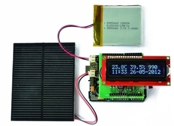 How to make a weather station with Arduino | LabTIC - Tecnología y Educación | Scoop.it