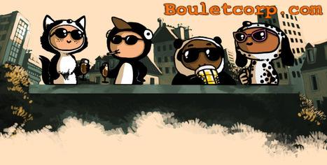 Bouletcorp.com, les Notes de Boulet | Great Ideas, great projects | Scoop.it